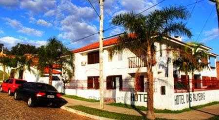 HOTEL  PALMEIRAS