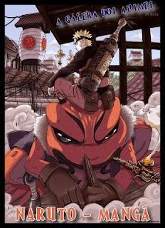 Naruto Mangá Todos os Capítulos leitura online