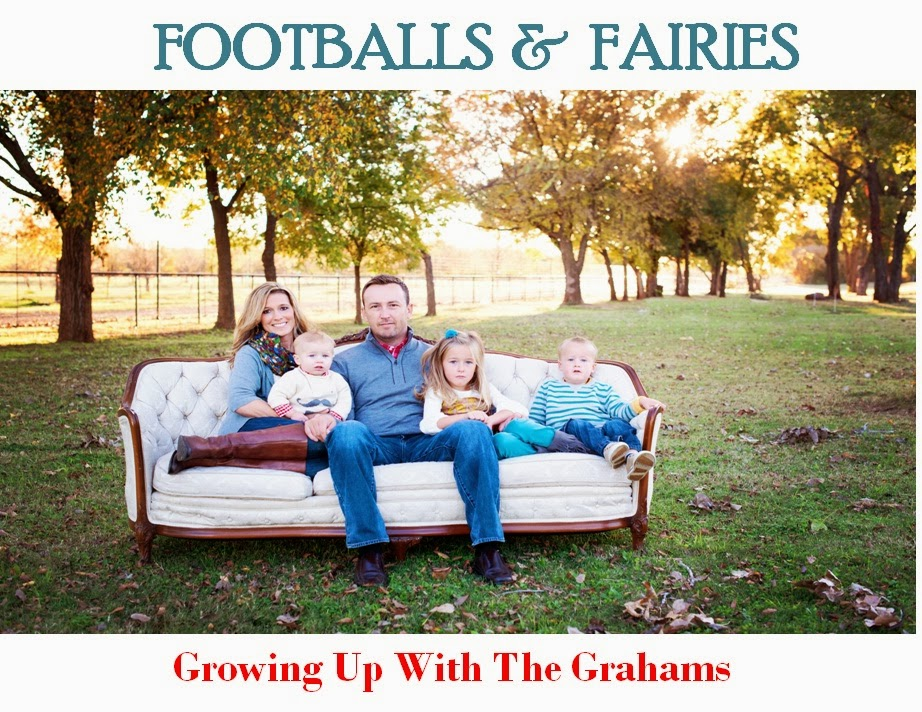 FOOTBALLS AND FAIRIES