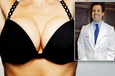 Πλαστικός χειρουργός δίνει στις γυναίκες για 24 ώρες το στήθος που ονειρεύονται