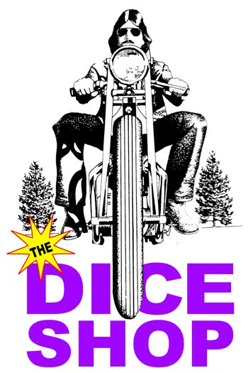 Buy DicE Magazine and Merchandice here