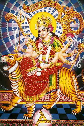 2012 Jai Mata Di Wallpapers