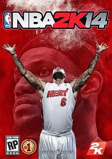 NBA 2K14 Game