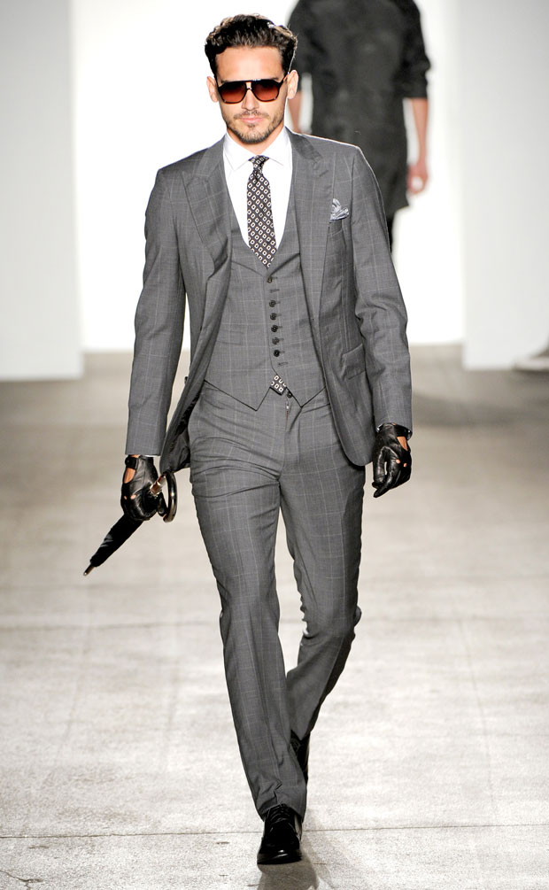 Celebrity Fashion Men 39 S Suits Modern Suit Styles For 2011