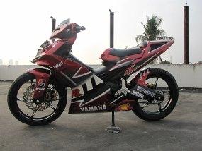 Gambar Modifikasi Motor Yamaha Rzr
