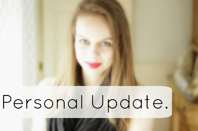 lifestyle blog personal update