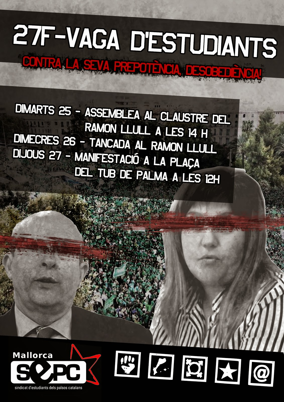 27F Vaga d'Estudiants/es (27-02-14)