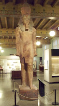 King Tut at the Museum of the Oriental Institute
