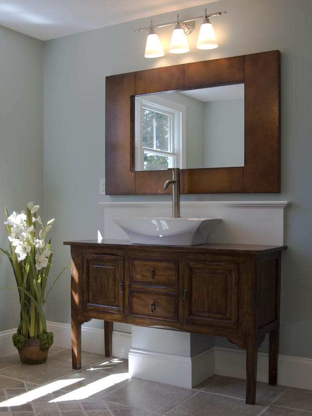 Paint Colors for Bathroom Vanities