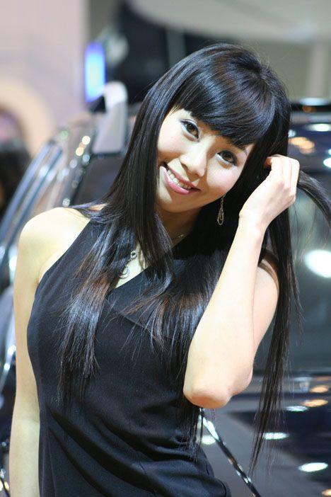 Berikut ada beberapa Foto Model SPG Korea yang Cantik dan Seksi yang ...
