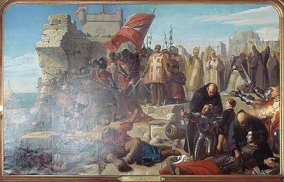 Lifting of the Siege of Malta