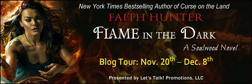 Faith Hunter's FLAME IN THE DARK