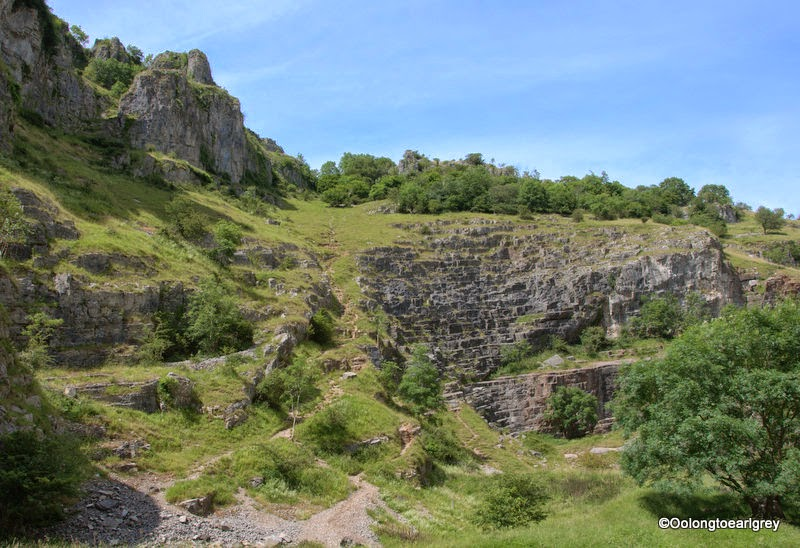 Cheddar Gorge, Somerset UK