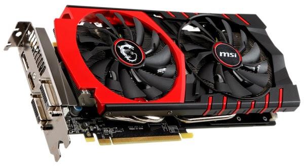 MSI GTX970 Gaming 4G