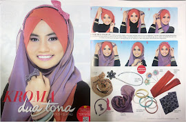In HIJABISTA MAG Nov 2012