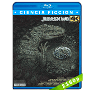 Jurassic World: Mundo Jurásico (2015) HEVC H265 2160p Audio Dual Latino-Ingles