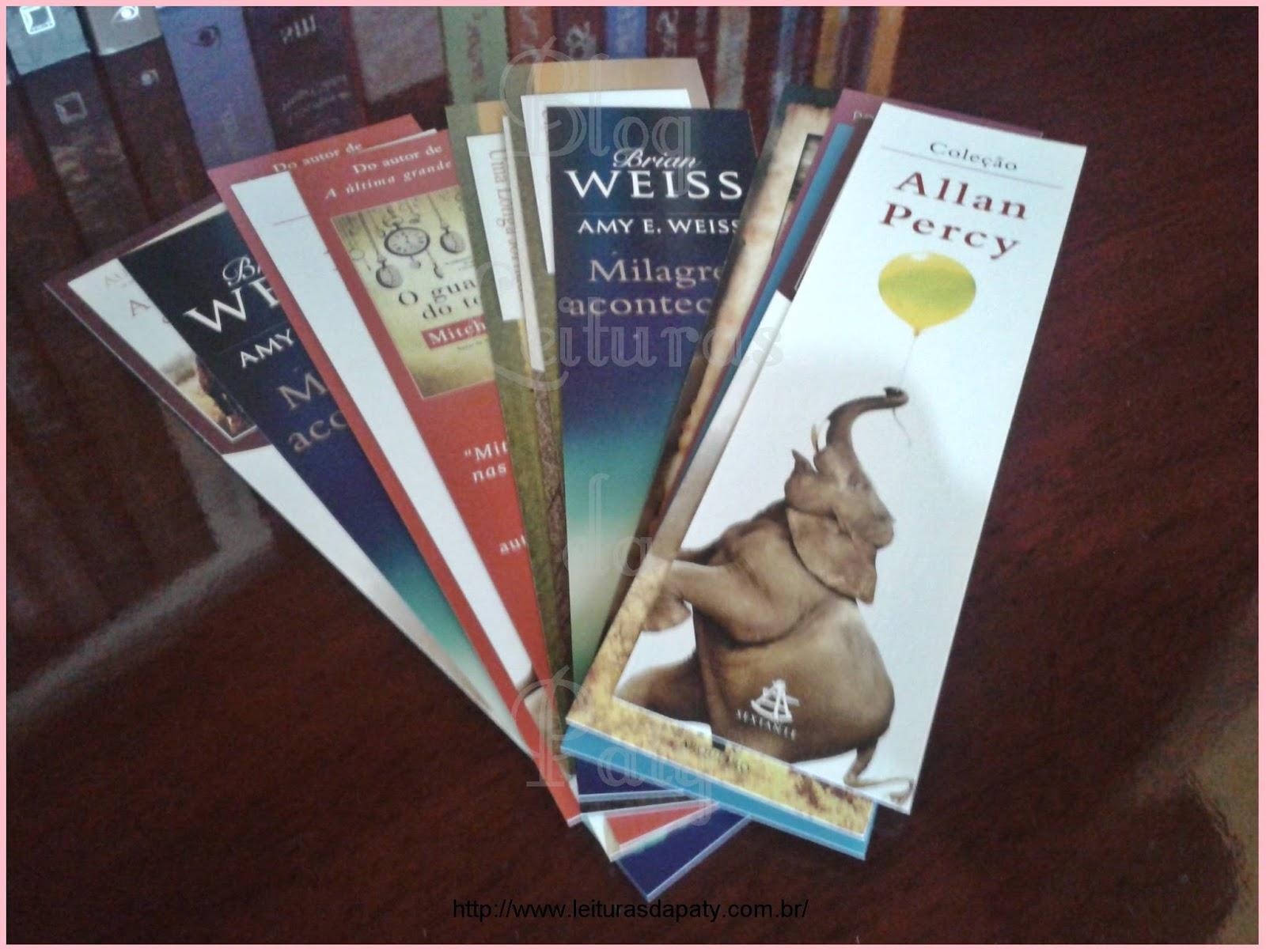 Marcadores de Página - Editora Arqueiro - Blog Leituras da Paty