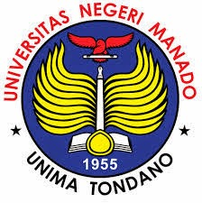 Logo Universitas Negeri Manado, Manado