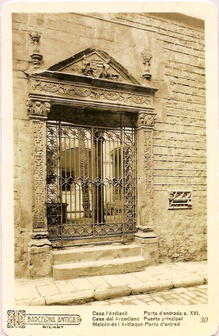 El correu de l 39 op la b stia de la casa de l ardiaca - La botigueta barcelona ...