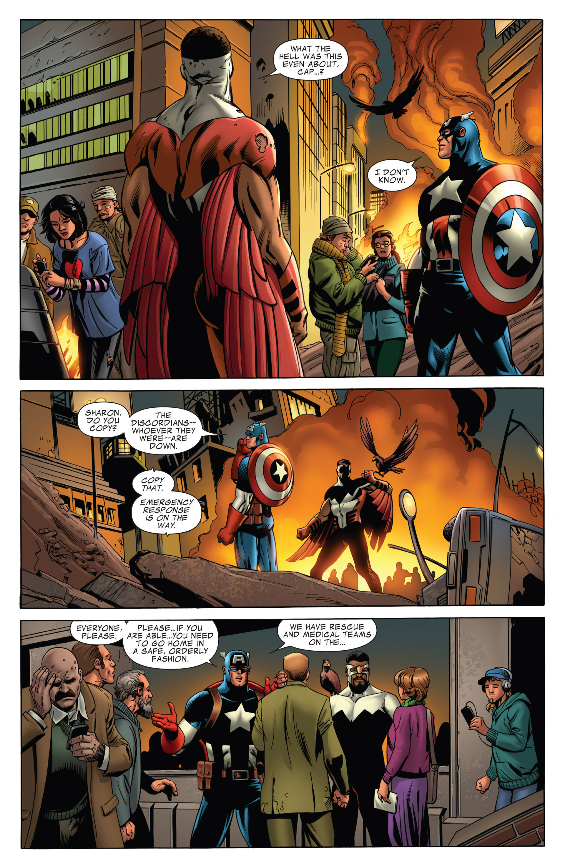 Captain America (2011) Issue #15 #15 - English 11