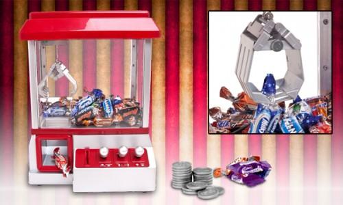Maquina De Caramelos  Tu Propio Dispensador De Caramelos En Casa