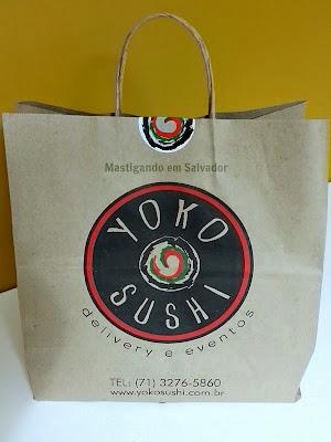 Yoko Sushi: Sacola