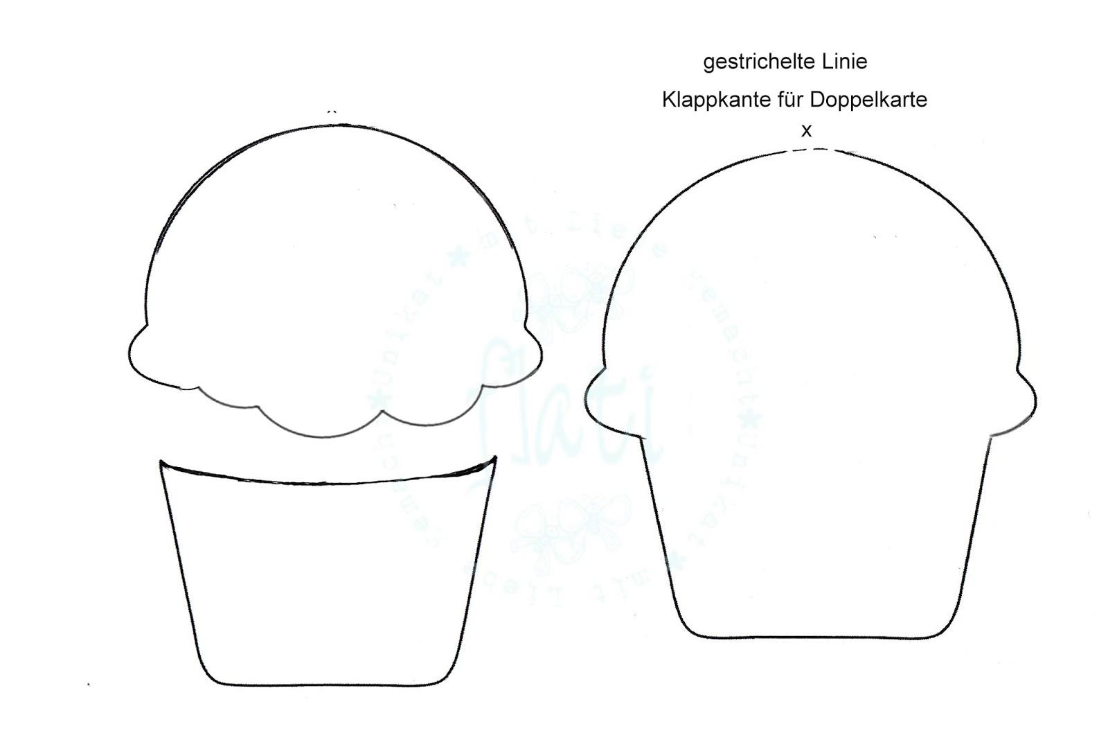 Whiff Of Joy Tutorials Amp Inspiration Cupcake Template