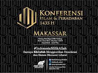 Besok, HTI Sulselbar Gelar Konferensi Islam dan Peradaban di Kota Makassar