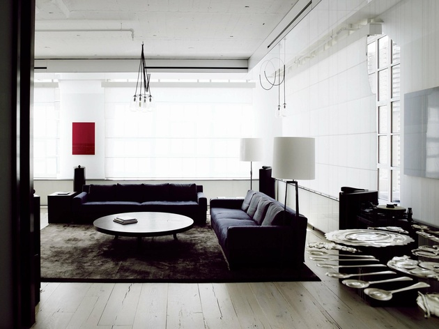 Chic Home Design And Decor Chic Loft In New York