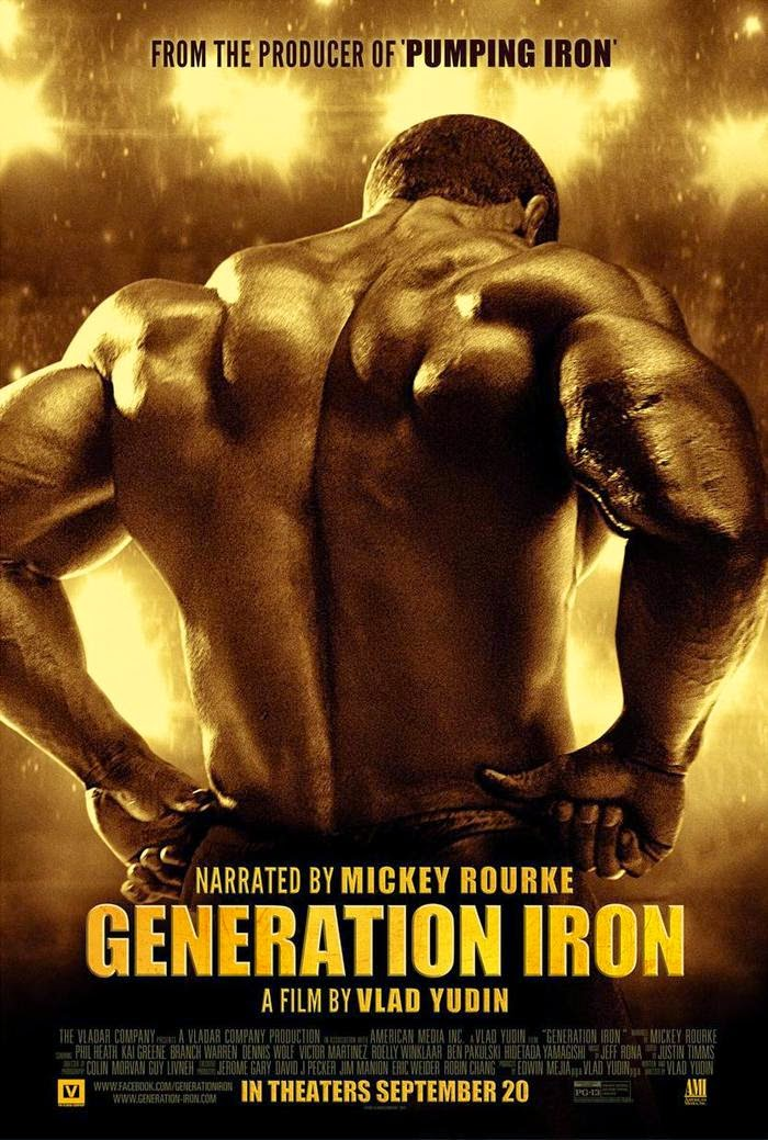 capa Download – Generation Iron – BRRip AVI + RMVB Legendado ( 2014 )