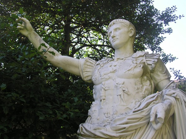 10 Famous Geniuses And Their Work - Gaius Julius Caesar Augustus