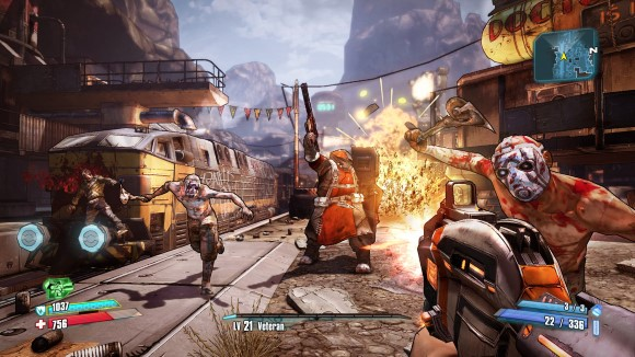 borderlands 2 pc game screenshot review 1 Borderlands 2 v1.7.0 Incl ALL DLCs RePack