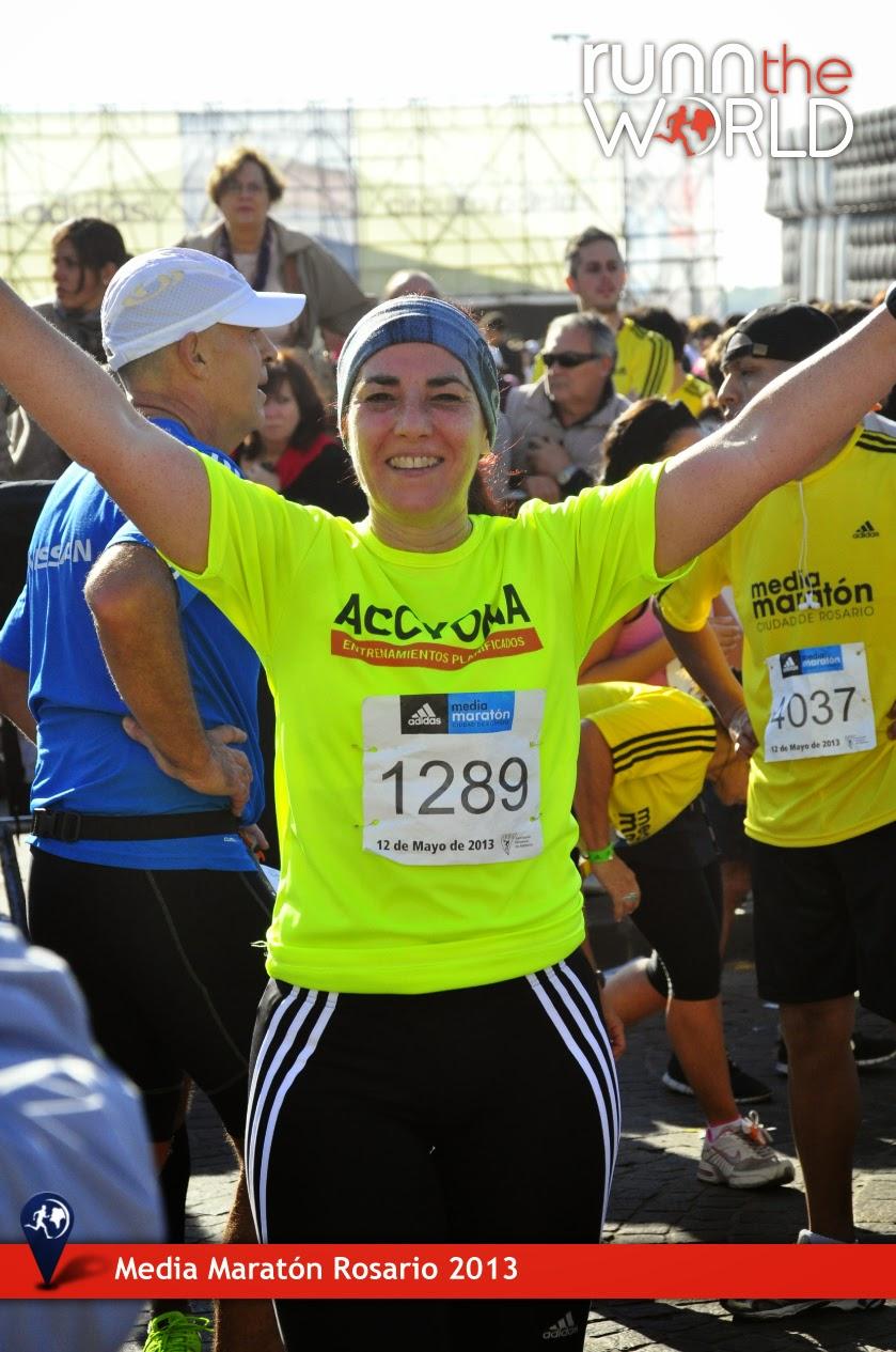 Media Maratón de Rosario 2013