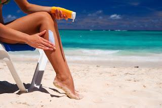 El uso de protectores solares son imprescindibles independientemente de nuestro tipo de piel