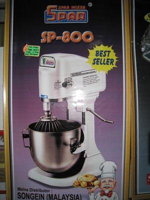 Spar mixer malaysia