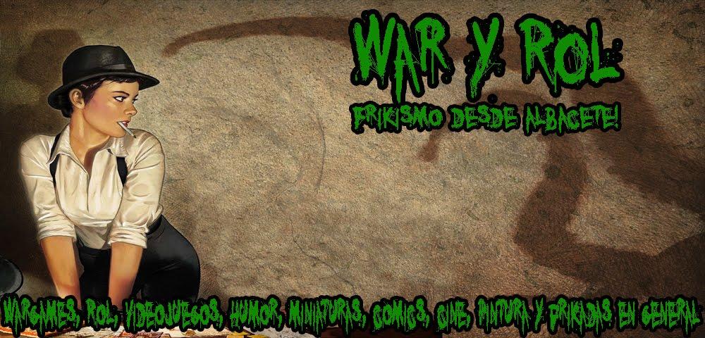 war & rol