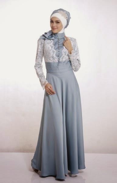 Model Baju Pesta Muslim Modern Sesuai Kebutuhan 2015