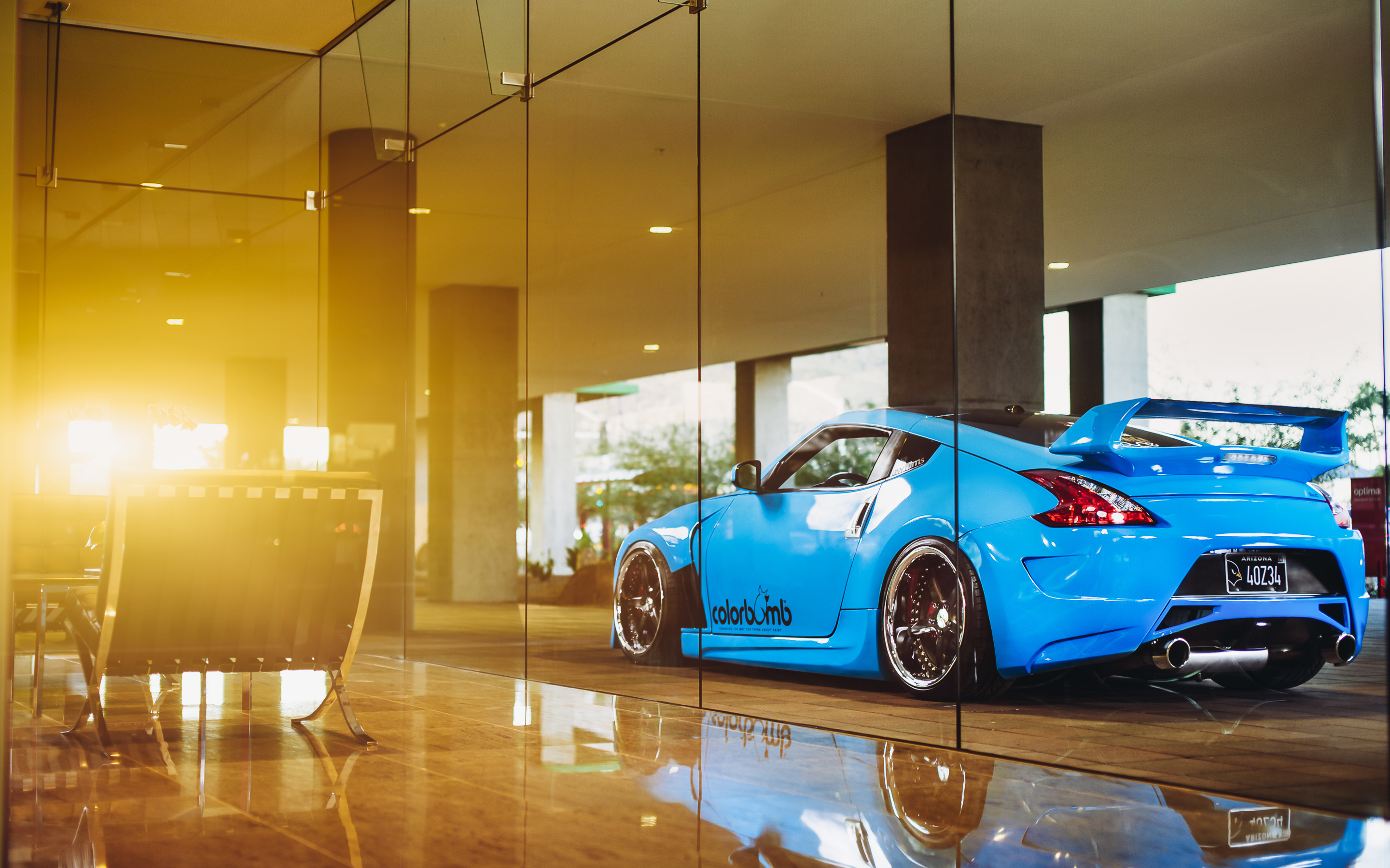 Awesome Nissan 370z