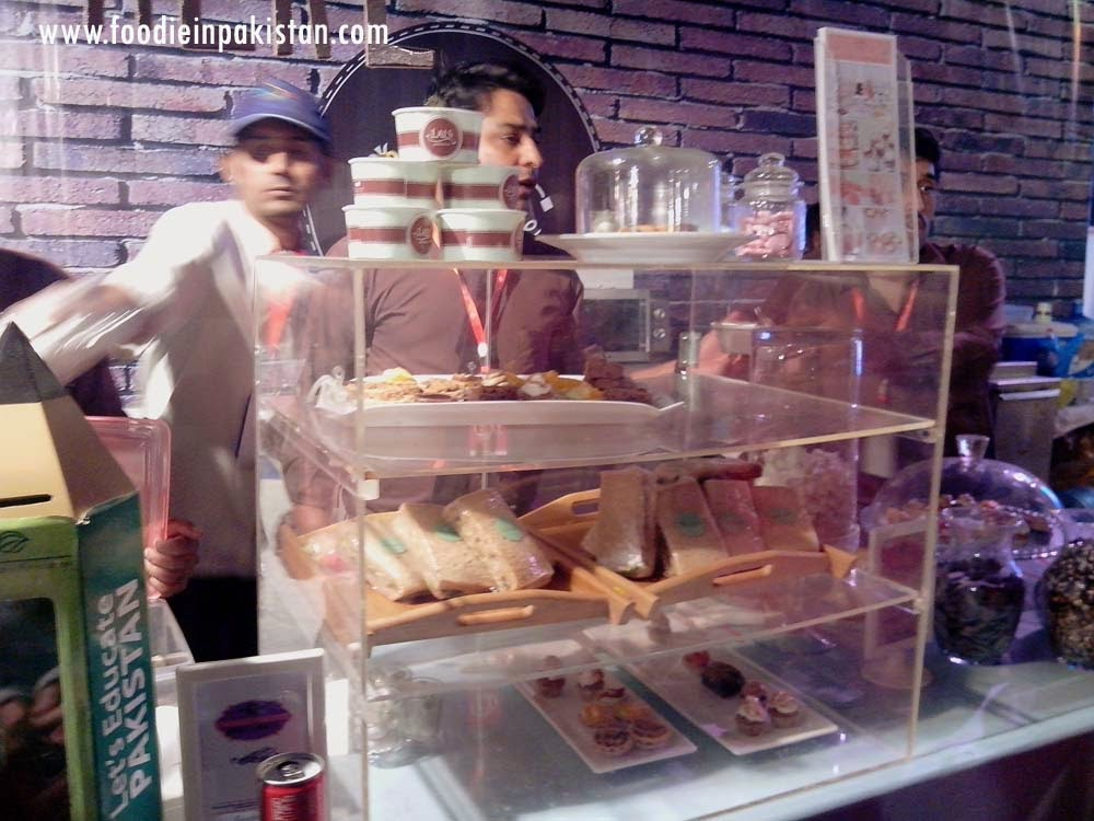 Lal's at Karachi Eat 2015