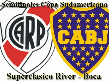 Superclasico, fox, River, Boca, online