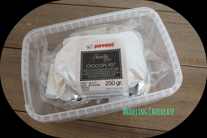 Modellierschokolade