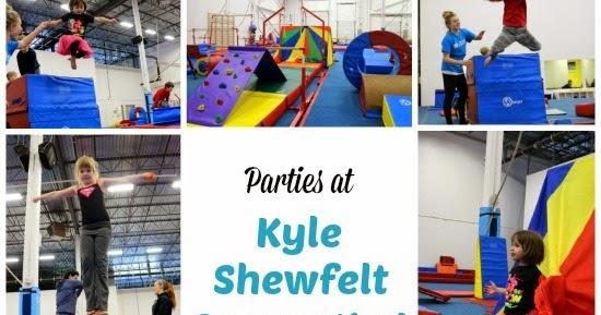 Birthday Parties At Kyle Shewfelt Gymnastics