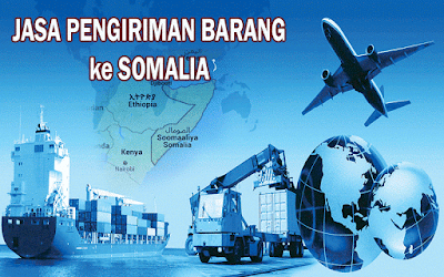 EKSPEDISI MURAH KE SOMALIA