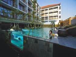 Hotel Bintang 4 di Kuta - Grand Zuri Kuta Bali Hotel