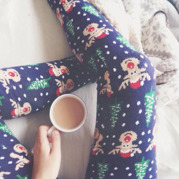 primark festive leggings