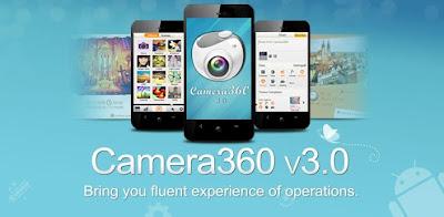 Camera360 Ultimate 3.0 Apk | aplikasi Kamera terbaik untuk Android