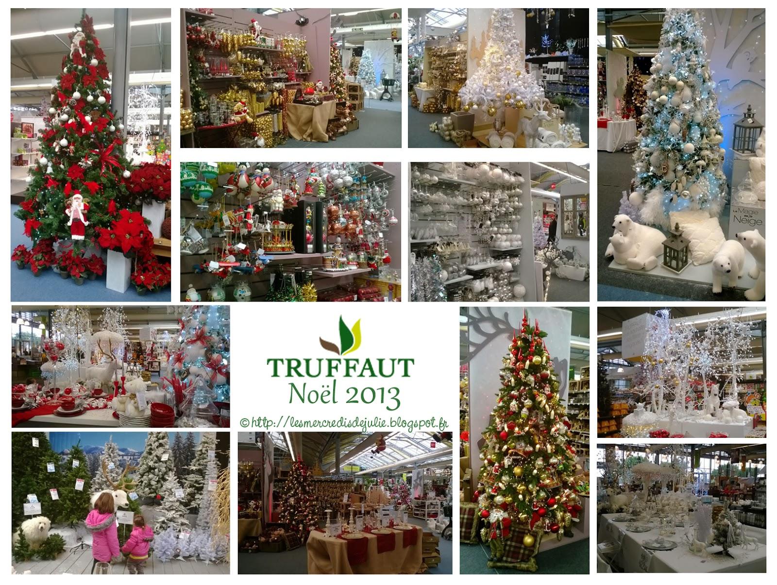 #6B382A Les Mercredis De Julie : Truffaut Noël 2013 5527 décorations de noel truffaut 1600x1205 px @ aertt.com