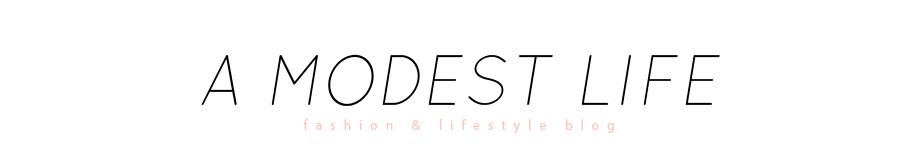 A Modest Life
