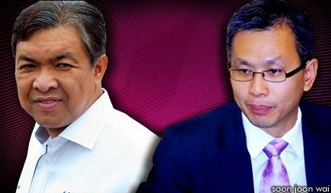 Saman Fitnah Tony Pua Terhadap Zahid Hamidi Selesai Zahid Hamidi Menarik Balik Kenyataan Yang Diberi Kepada Utusan