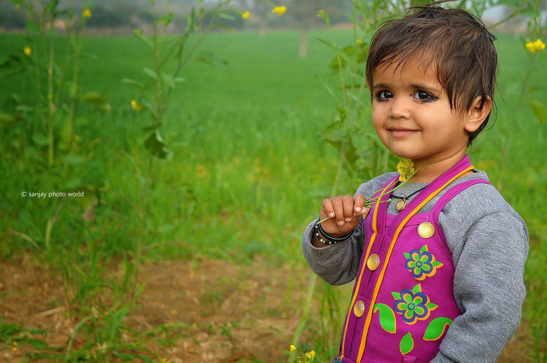 lovely kid